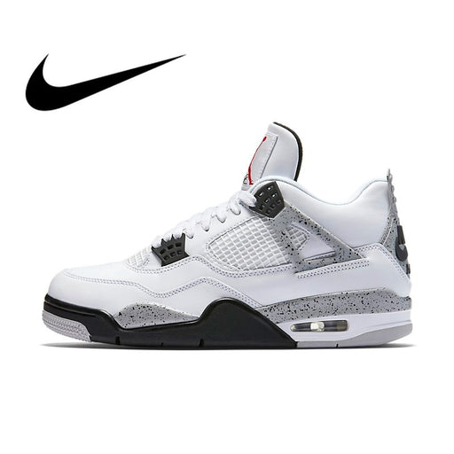 Original authentic Nike Air Jordan 4 OG AJ4 men's basketball shoes fashion comfortable outdoor sports designer shoes 840606-192
