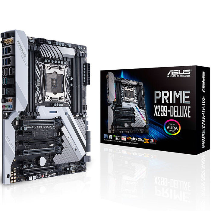 PRIME X299-DELUXE computer motherboard support I9-7900x I7-7820x