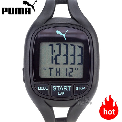 PUMA watch Men Modern Fashion sport watch women Rotating Series Multifunctional Clock Waterproof Wristwatch Relogio Masculino