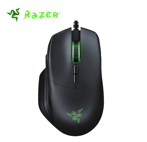 Razer Basilisk Wired Gaming Mouse 8 Buttons True 16000DPI RGB 5G Precise Optical Sensor Ergonomic FPS Mouse for Laoptop PC Gamer