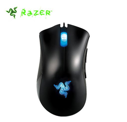 Razer DeathAdder Wired Gaming Mouse Left Hand Edition Ergonomic 3.5G Optical Sensor 3500DPI Multilingual Gaming Mice Mouse