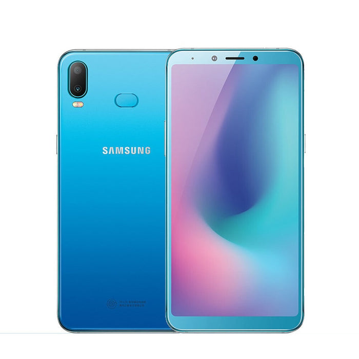 "Samsung Galaxy A6s G6200 Smartphone 6.0"" 6GB RAM 64GB/128GB ROM Snapdragon 660 Octa Core Mobile Phone 3300mAh Android Cellphone"