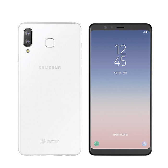 "Samsung Galaxy A9 S-tar G8858 Smartphone 6.3"" FHD 3700mAh 4G LTE Octa Core Dual 24MP&16MP RAM 4GB ROM 64GB Android Mobile Phone"