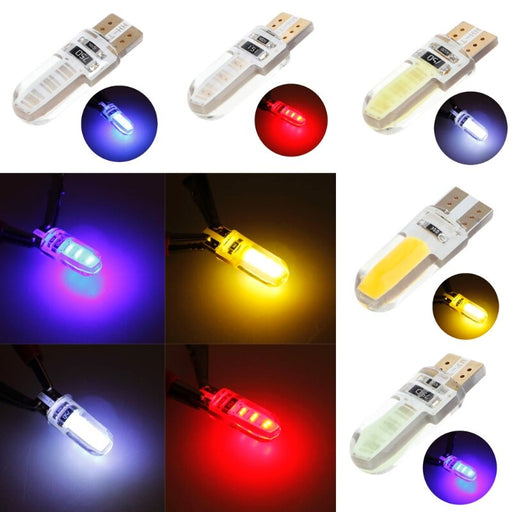 T10 194 168 W5W 20 SMD Silica Super Bright Car LED White light Bulbs Lamp 1PC