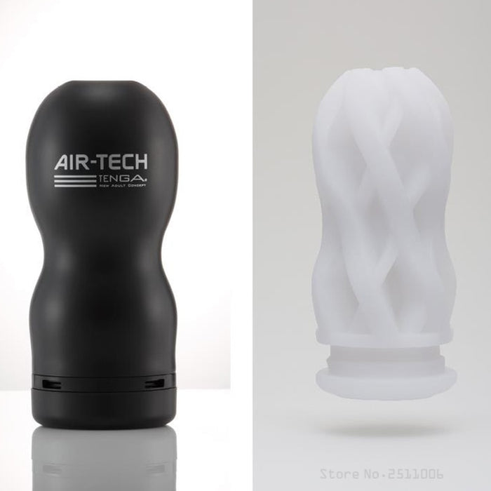 TENGA AIR-TECH Reusable Vacuum Sex Cup Vagina Real Pussy Male Masturbator Cup Sex Toys For Men sex  products