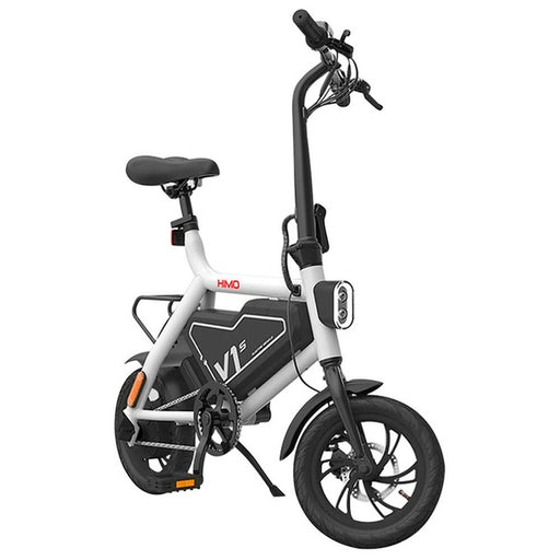 Updated Version Xiaomi HIMO V1S Portable Folding Electric Bike 20km/h Smart Bicycle 7.8AH ebike Outdoor Xiaomi Electric scooter