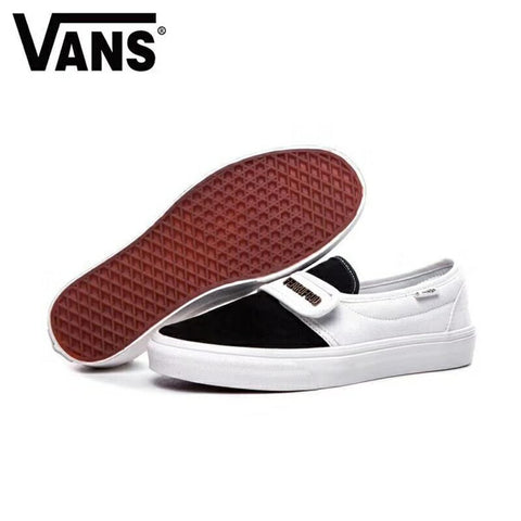 VANS Vault x Fear Of God Slip on 47 DX  Men and Womens Sneakers canvas shoes  Sports shoes Weight lifting shoes Eur 39-44