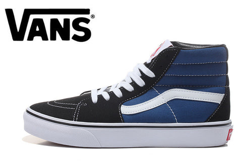 Vans Old Skool Classic Mens Unisex Sneakers vans shoes, canvas shoes, Sports shoes Free Shipping Classic Weight lifting shoes