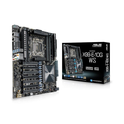 X99-E-10G WS workstation motherboard dual trillion 2011-V3 4-way SLI