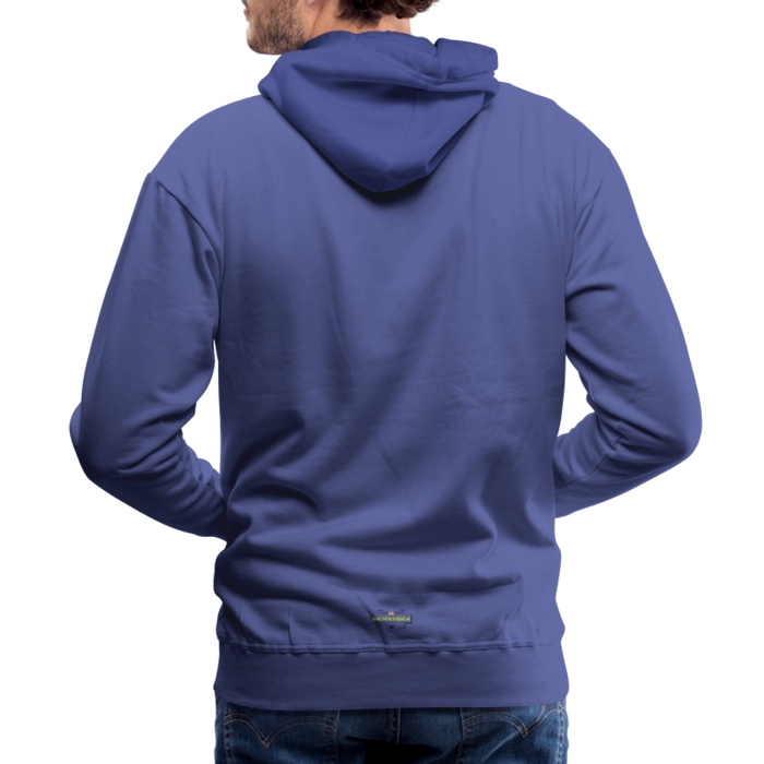 Men's Premium Hoodie - Stronger - royalblue
