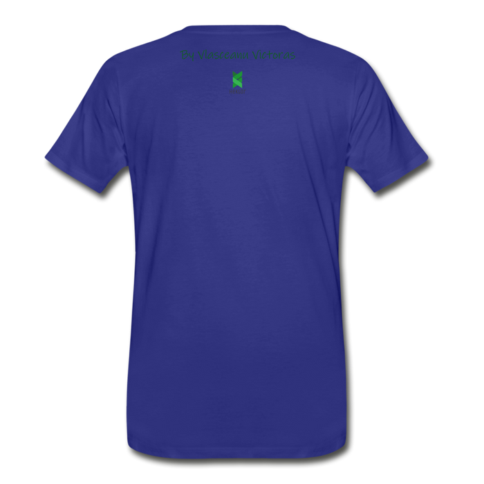 Men's Premium T-Shirt Hector - royal blue