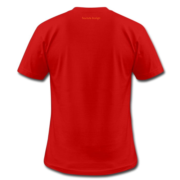 Men's  Jersey T-Shirt - Done - red