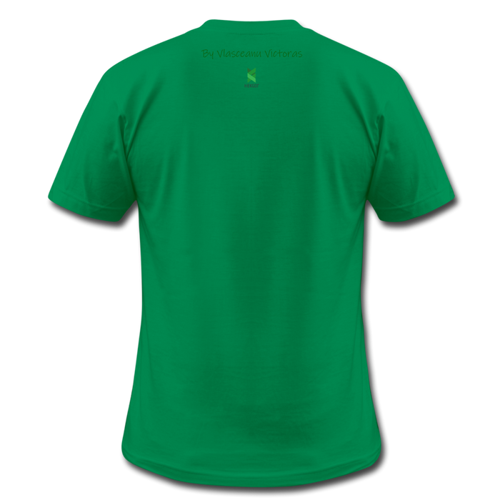 Hector Men's  Jersey T-Shirt - kelly green