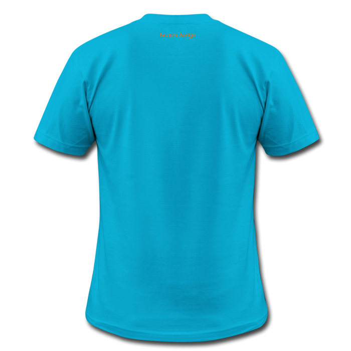Men's  Jersey T-Shirt - Done - turquoise