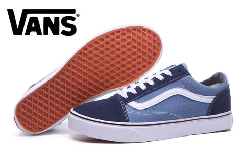 vans OLD SKOOL Classic Womens Sneakers shoes 1633e21d2