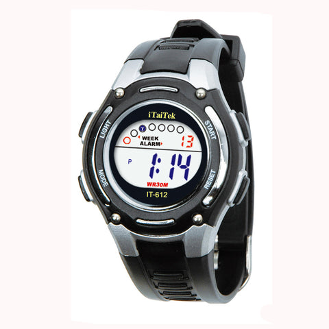 Children Digital Waterproof Wrist Watch
