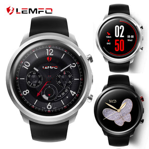 LEF2 Smart Watch Android 5.1 GPS Heart Rate Monitor Watch