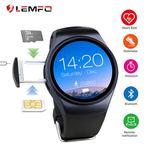 LF18 Smart Watch Phone Full Screen