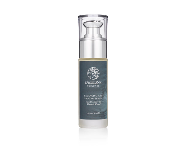 Facial Serum with Thermal Water Designed for all skin types, this lightweight serum effectively softens fine lines and wrinkles by tightening pores, restoring moisture levels, and calming the skin, improving elasticity for a more radiant, youthful appearance.