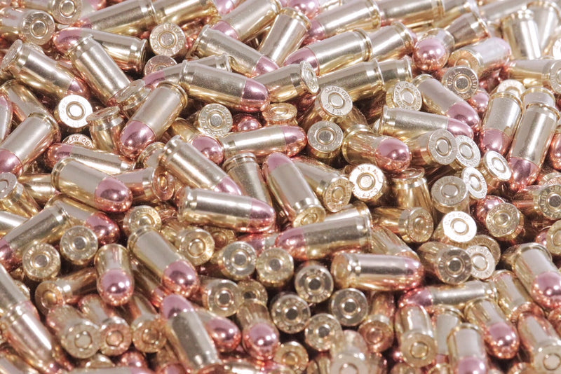 Loose 380 ACP 100 GR Round Nose Ammo