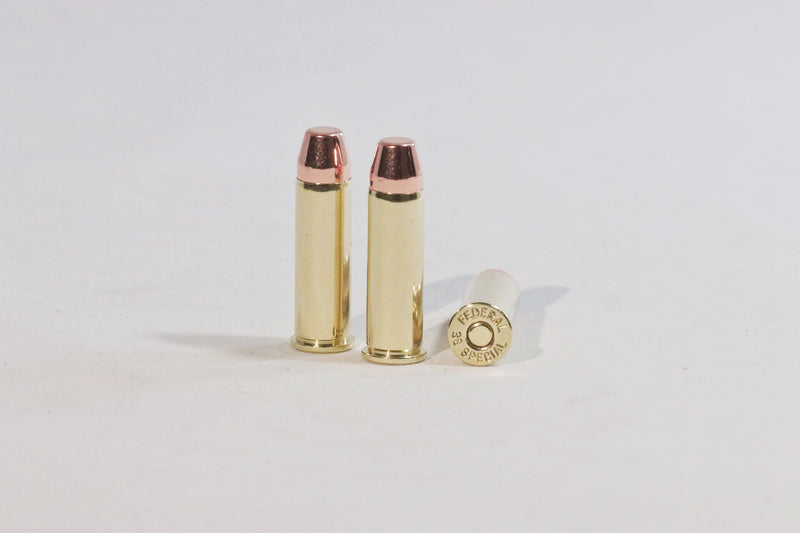 .38 Special 125 gr Flat Nose