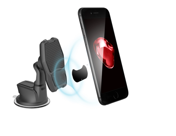 Wireless Charging Suction Cup Mount