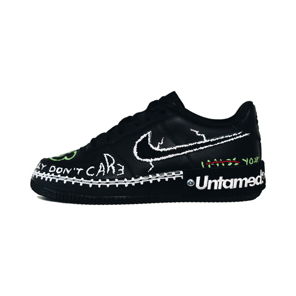 Untamed - Anxiety Force 1's