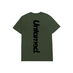 Untamed Army Green Tee