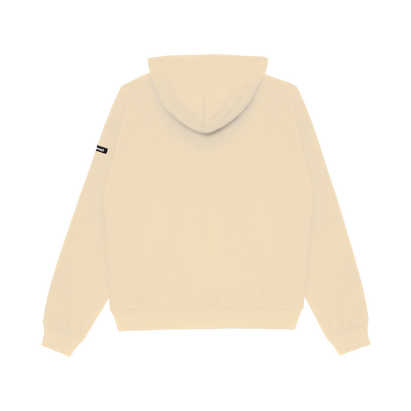 Untamed Cream Executive Hoodie