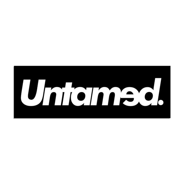 Untamed Classic Sticker