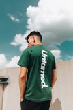 Untamed - Forest Green Tee