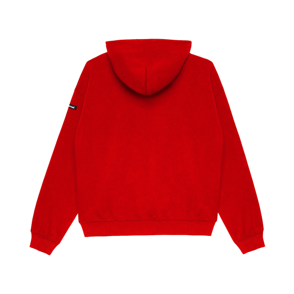 Untamed Red Executive Hoodie
