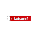 Untamed Red Jet Tag