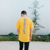 Untamed - Yellow Motorsport tee