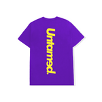 Untamed Purple Tee