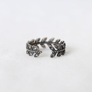 Mosaic Vine Ring (925 Sterling Silver)