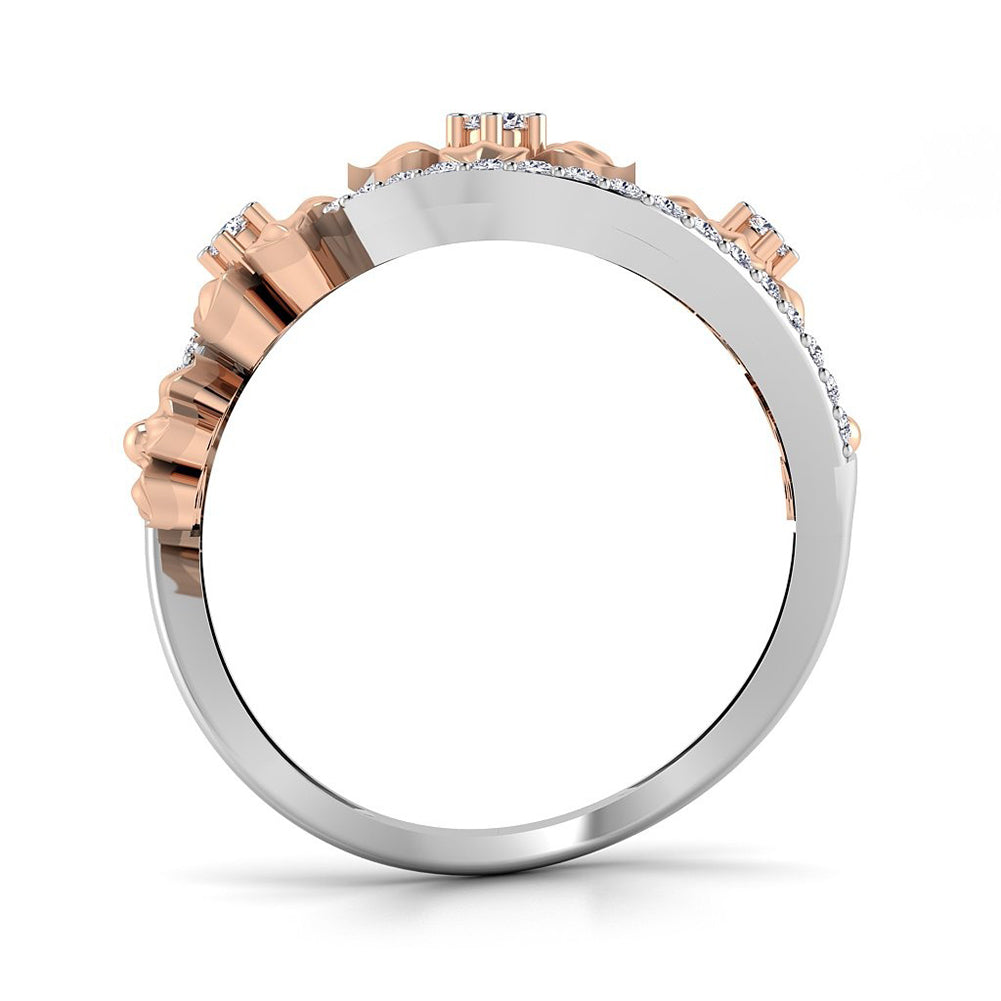 "VIVA Lux ""Flora Drift"" Ring"