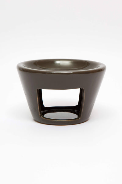Brown Ceramic Oil Burner