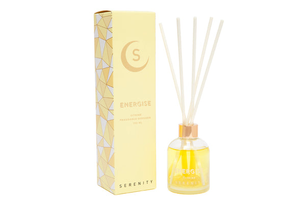 Crystal - Energise - Citine Diffuser