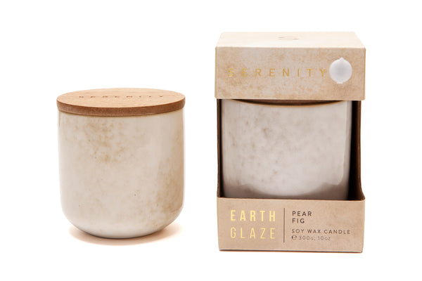 Earth Glaze - Pear Fig