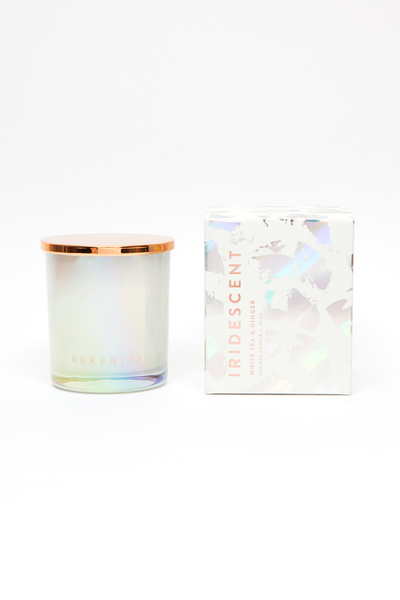 Iridescent - White Tea & Ginger