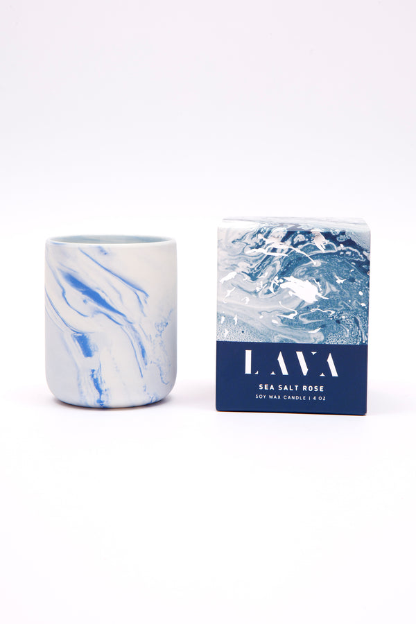Lava - Sea Salt Rose