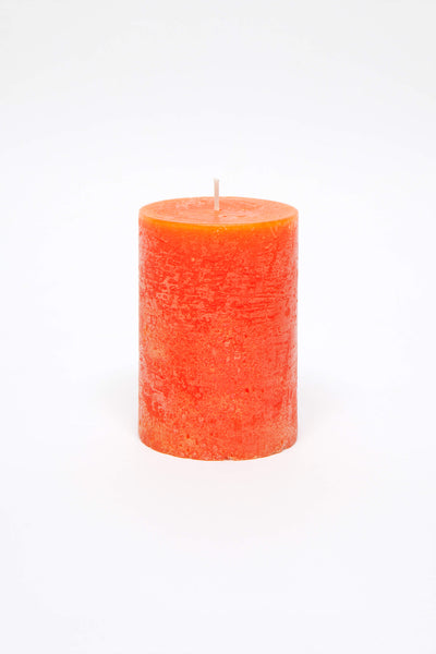 Pillar Candle - Blood Orange
