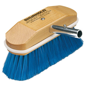 "Shurhold 8"" Nylon Soft Brush f- Windows, Hulls, & Wheels [310]"