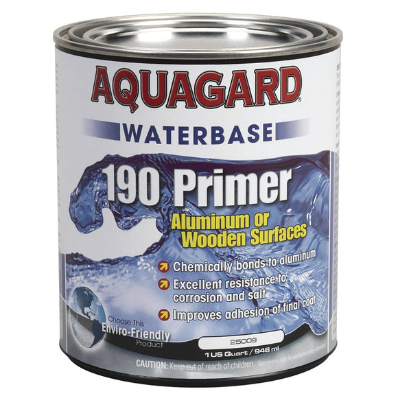 Aquagard 190 Primer Waterbased - 1Qt [25009]