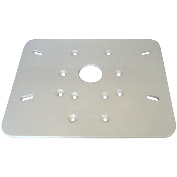 Edson Vision Series Mounting Plate - Simrad-Lowrance-BG- Sitex 4 Open Array [68570]