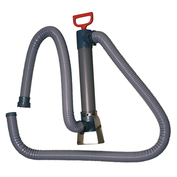 Beckson Thirsy-Mate High Capacity Super Pump w-4' Intake, 6' Outlet [524C]