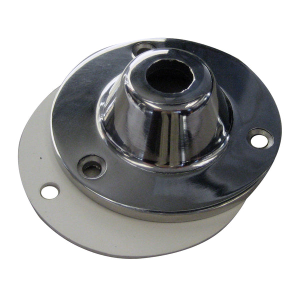 Pacific Aerials Stainless Steel Mounting Flange w-Gasket [P9100]