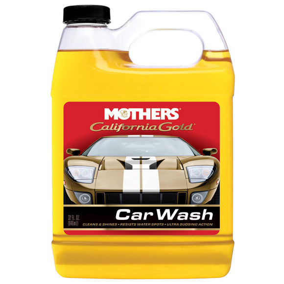 Mothers California Gold Car Wash - 32oz [05632]