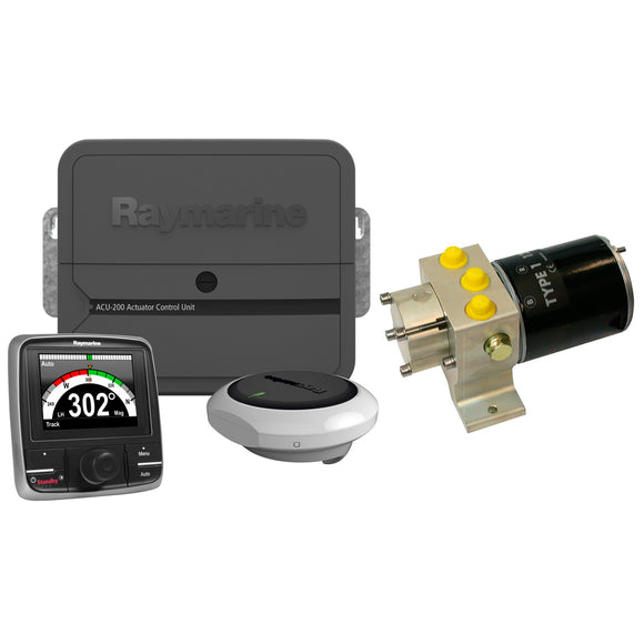 Raymarine EV-200 Power Hydraulic Evolution Autopilot [T70157]